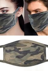 Unisex Face Mask-CAMO