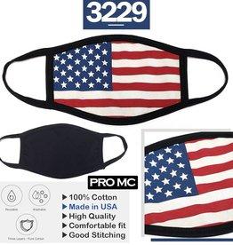 Unisex Face Mask USA Flag- Big USA Flag