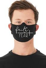 Face Mask- Faith/Fear