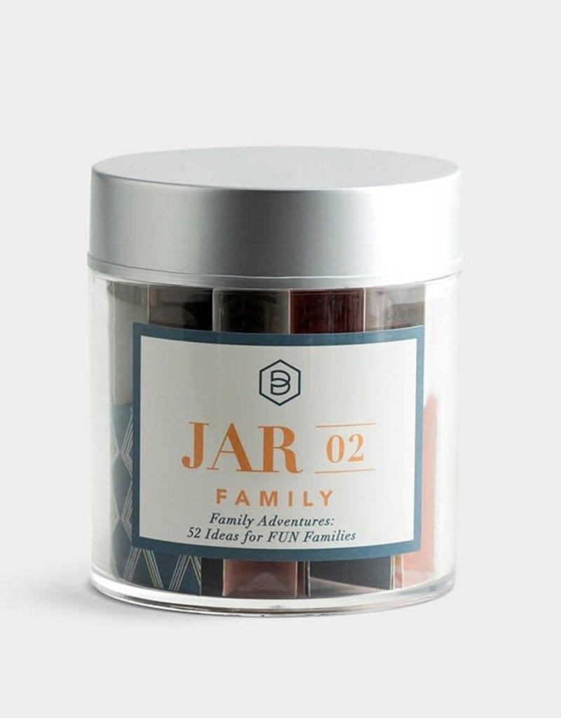 Candace Bure S.A.L.T. Jar 2 / FAMILY