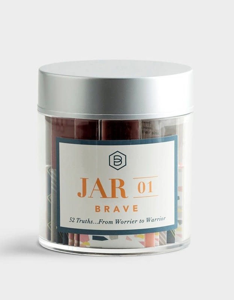 Candace Bure S.A.L.T. Jar 1 / BRAVE