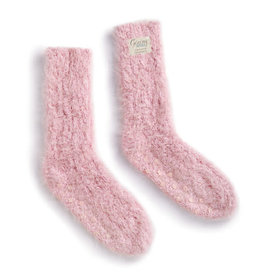 Pink Giving Socks