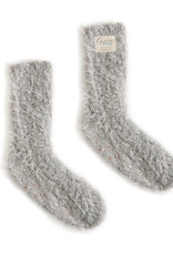 Taupe Giving Socks