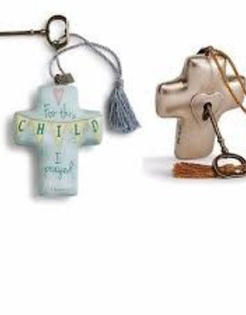 ARTFUL CROSS FOR THIS CHILD I PRAYED