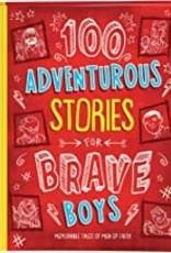 100 Adventurous Stories for Boys