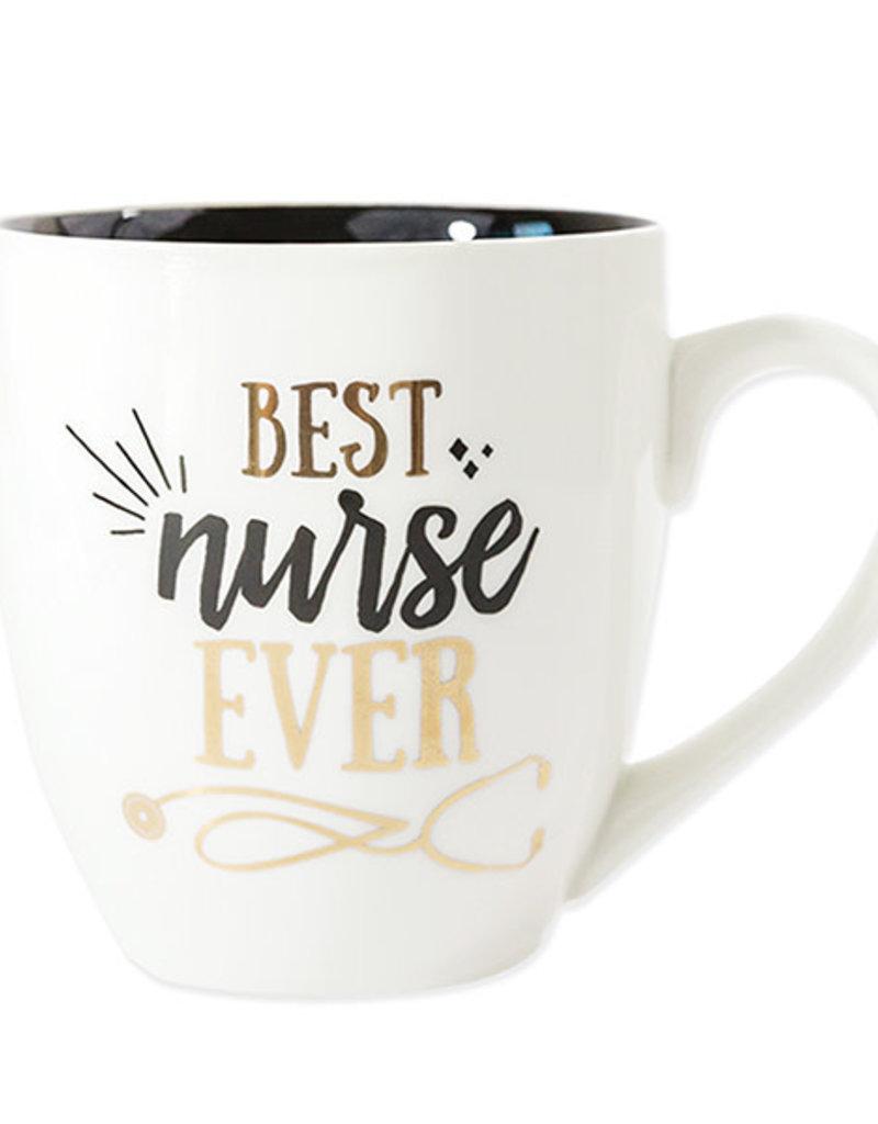 Best Nurse Ever Ceramic Mug