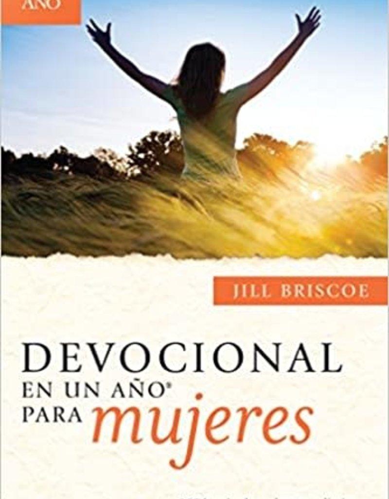 Devocional en un año para mujeres (Spanish Edition)