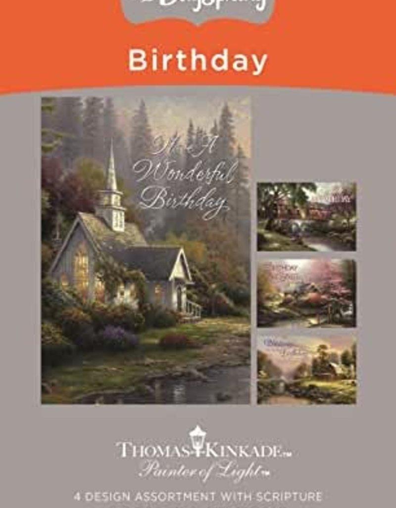 Box CD BIRTHDAY 70107