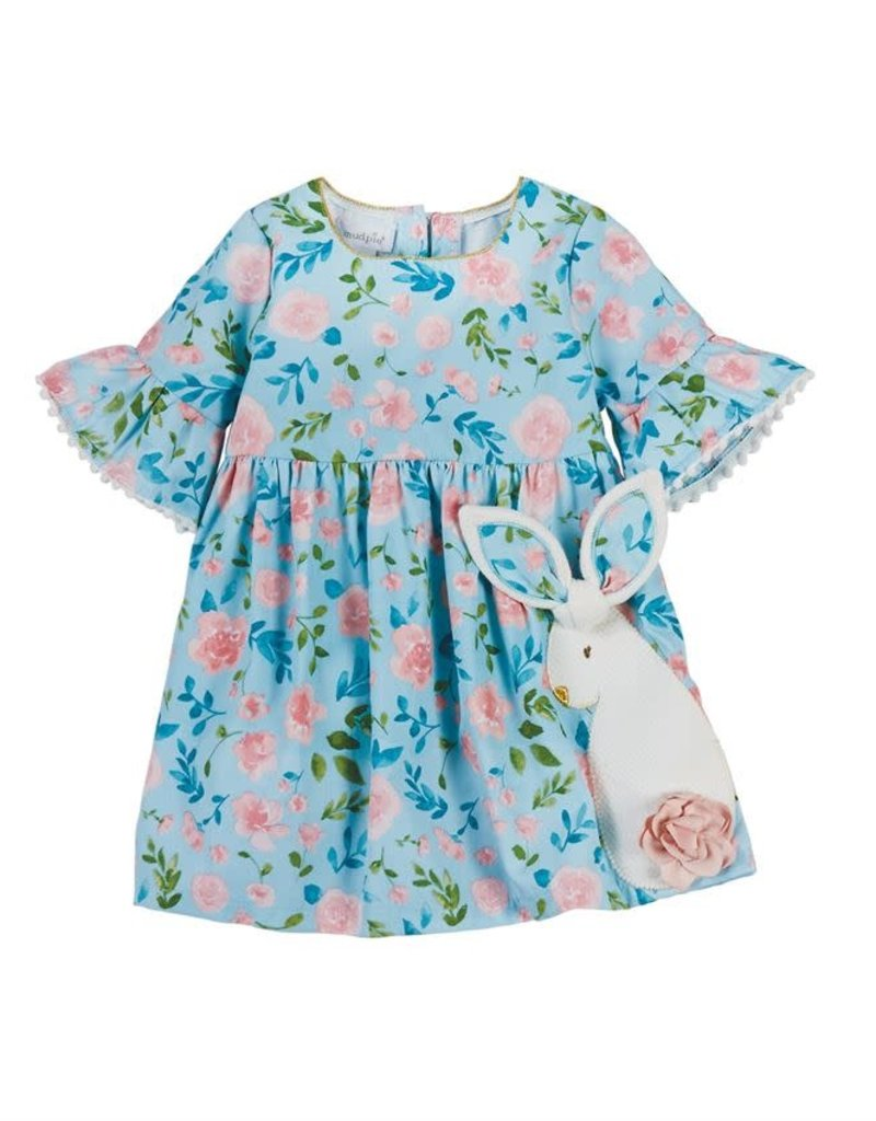 Mud Pie: Bunny Dress ( 2T)
