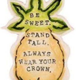Trinket Dish Be Sweet Pineapple