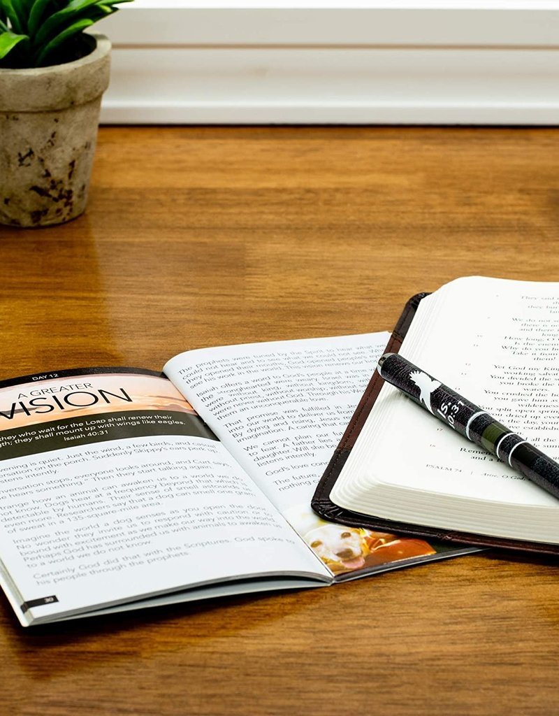 Man of God Devotional & Pen Set