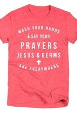 Jesus & Germs T-Shirt