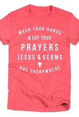 Jesus & Germs T-Shirt