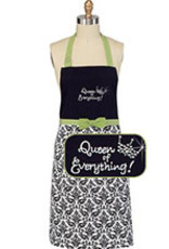 APRON-QUEEN OF EVERYTHING