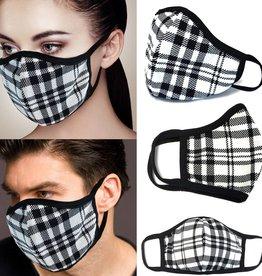 Face Mask: Checker