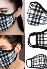 Face Mask: Checker