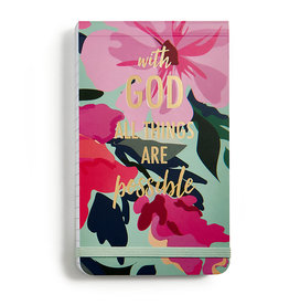 All Things are Possible Notepad