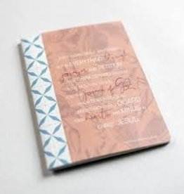 Peace is a Promise Stitched Journal