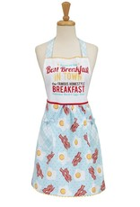 Best Breakfast Printed Apron