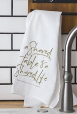 Shared Table Tea Towel