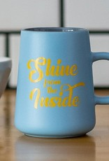 Shine From the Inside 15 oz Mug