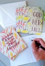 Encouragement Notecard Set (set of 8)