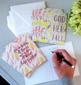 Encouragement Notecard Set (set of 8)