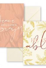 Pray Collection Card Set