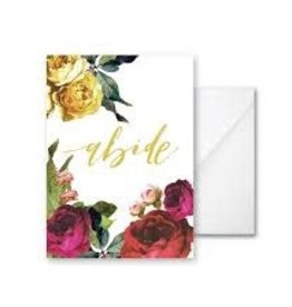 Abide Card Set (set of 4)