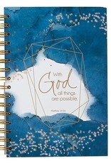 All Things Possible Grid Dot Journal