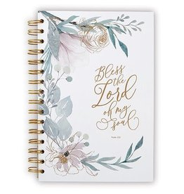 Bless the Lord Grid Dot Journal