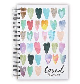 Loved Grid Dot Journal