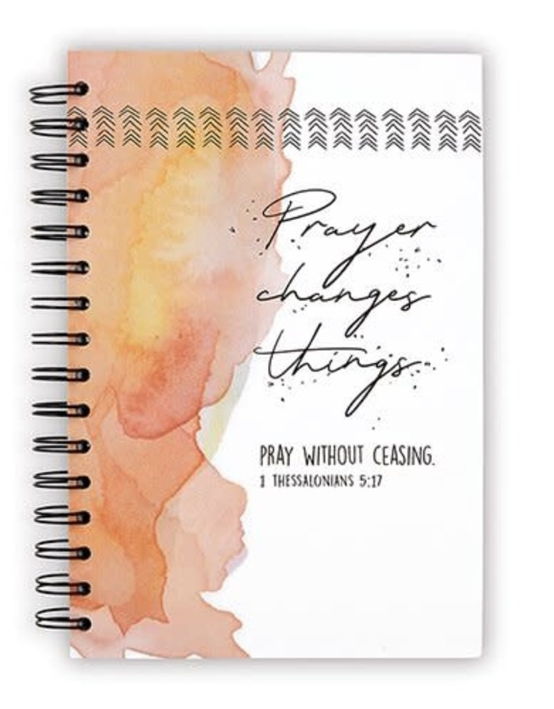 Prayer Changes Things Grid Dot Journal