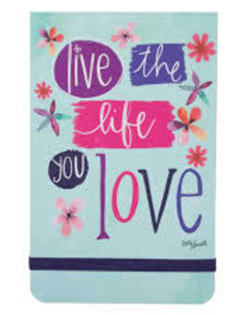 Live the Life You Love Pocket Notes