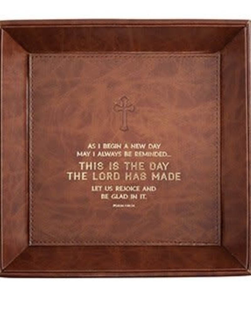 Tabletop Tray-This Is The Day (Psalms 118:24)