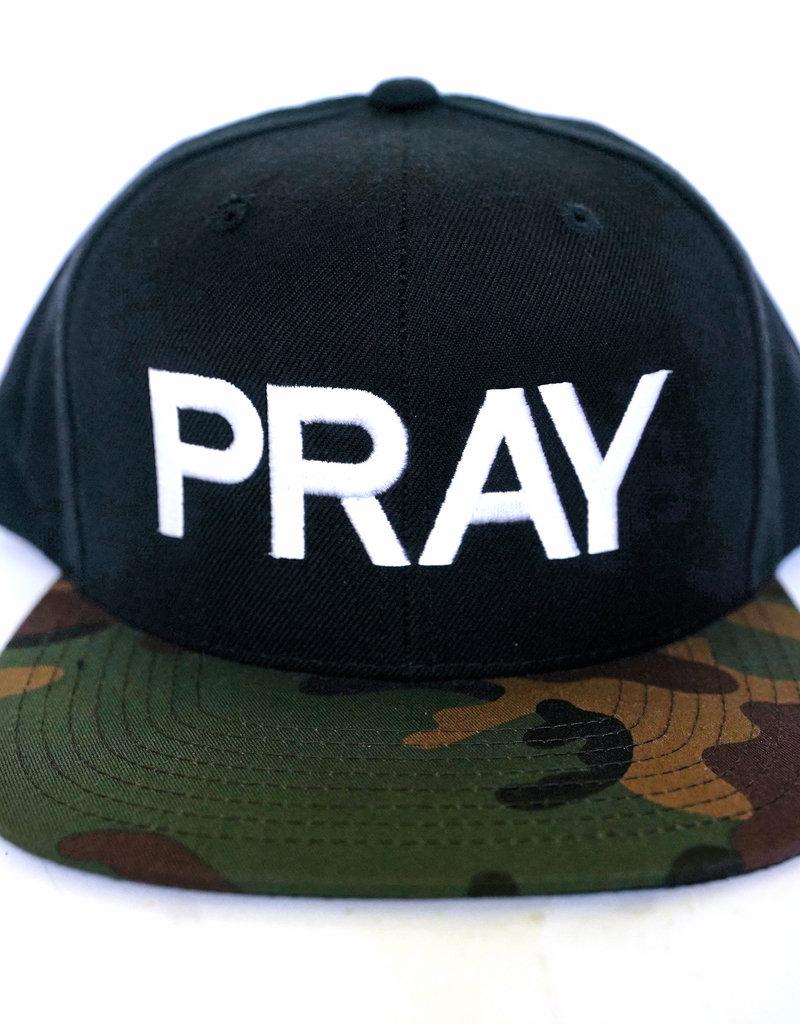 Camo-PRAY Hat