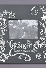 Frame Grandmother Loves without Limit (Wood)