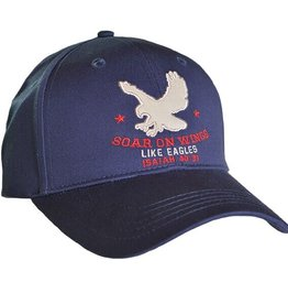 CAP - PATRIOTIC  Soar on Wings Like Eagles (Isaiah 40:31)