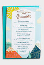 Graduation - A Collection of Scriptures