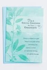 Graduation - For a Special Grandson