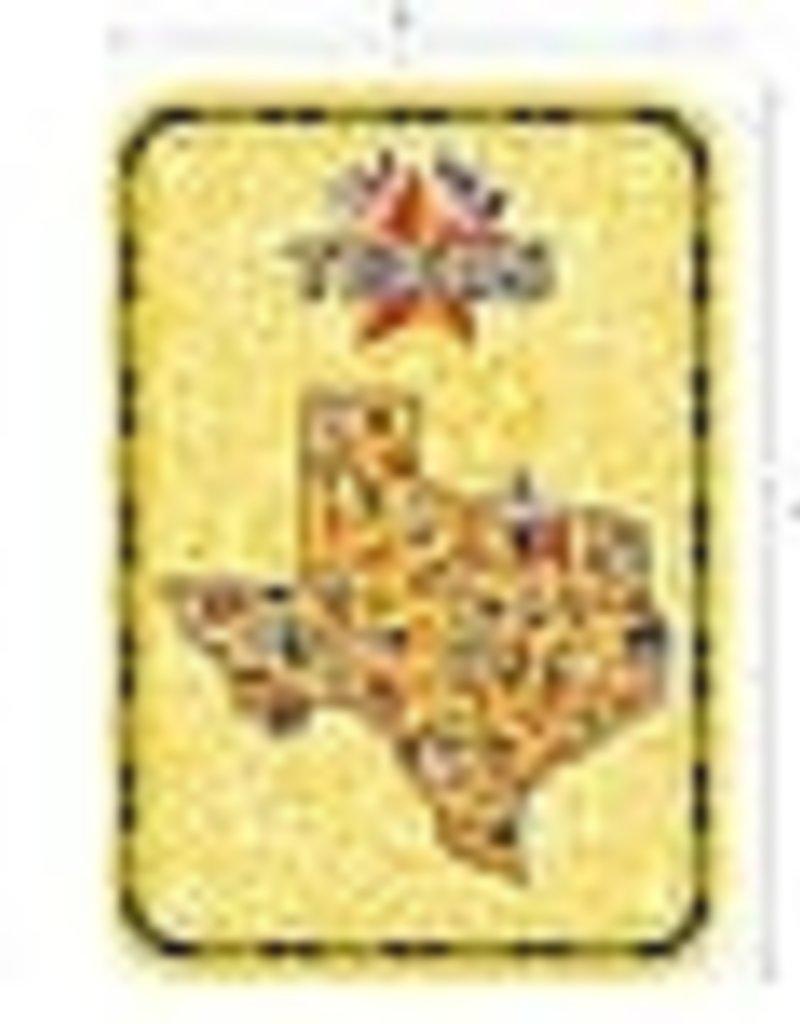 Texas Tray Melamine 9x13