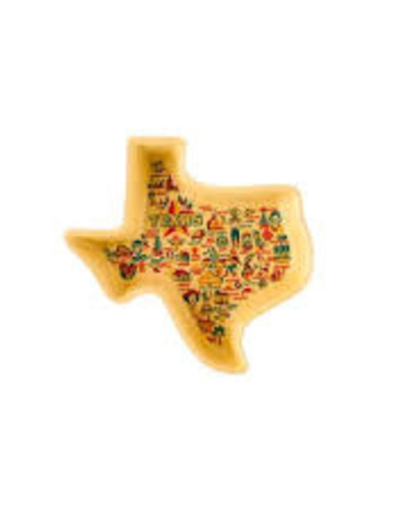 "Texas Casserole Dish Giftbox Oven 9"""