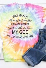 Waymaker Tie Dye T-Shirt