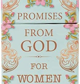 Box Of Blessings-101 PROMISES FOR WOMEN