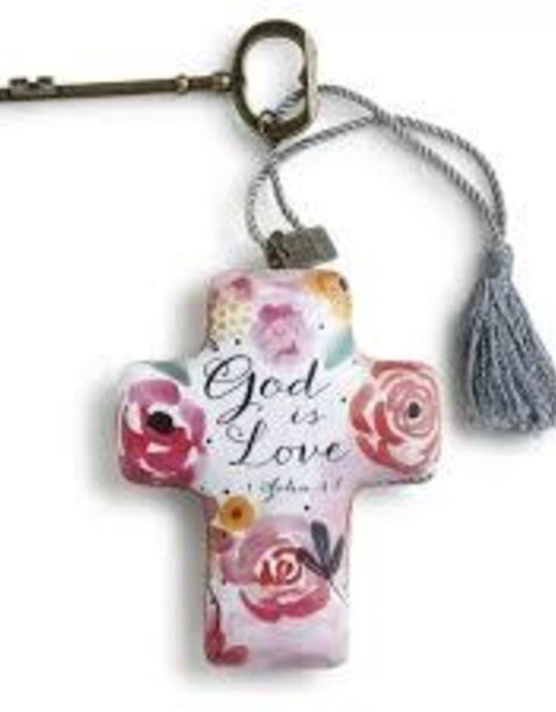 Artful Cross God is Love