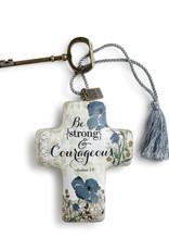 Artful Cross Strong & Courageous