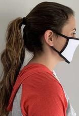 Face Mask - Faith Over Fear White