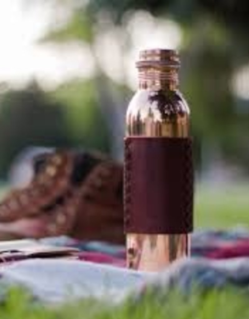 Phoenix Copper Water Bottle