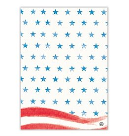 Red, White & Blue Kitchen Towel