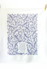 How Firm a Foundation Hymn Tea Towel